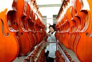天津英昌乐器公司参加农村富余劳动力转移就业大型公益招聘会