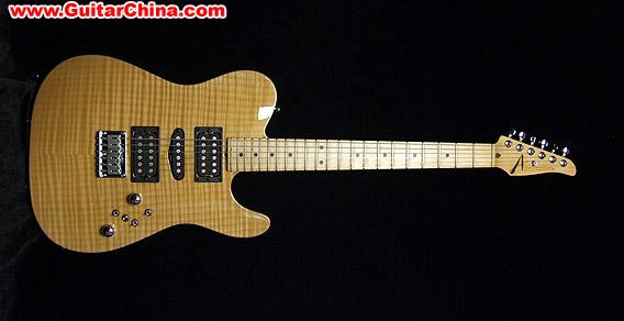 Tom Anderson手工电吉他成功义卖