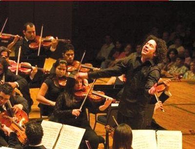 玻利瓦尔青年乐团12月中献艺大剧院