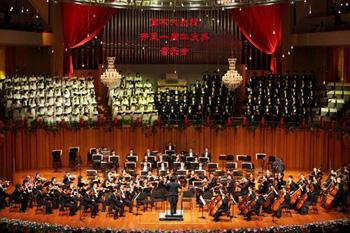 """贝多芬""""新""""作品国内首演 大剧院合唱团初试啼声"""
