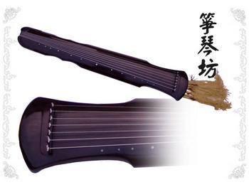 扬州的古筝和古琴