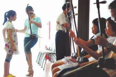 音乐等级考试民族乐器类受欢迎