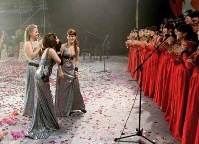 2009中俄大学生艺术联欢节开幕