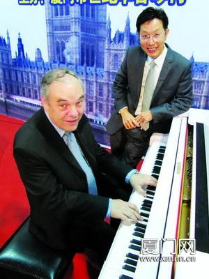 约翰・霍华德:英国考级诠释音乐比技巧重要