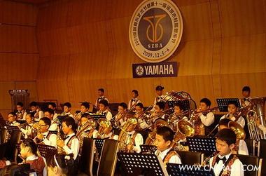 2009深圳管乐艺术节暨第十一届深圳市校际管乐节闭幕