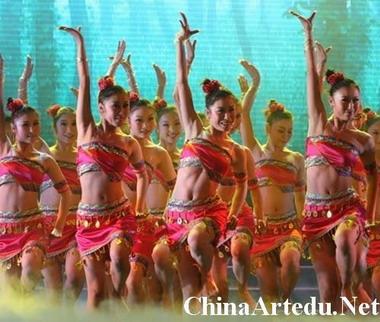 2010年新春魅力校园将赴香港日本新马演出交流