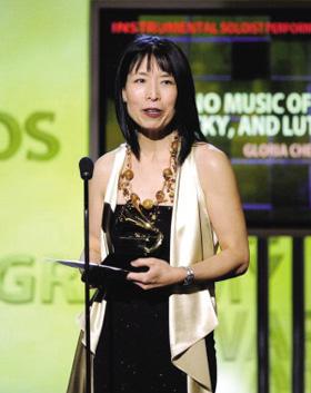 华裔钢琴家陈克兰获最佳器乐独奏奖