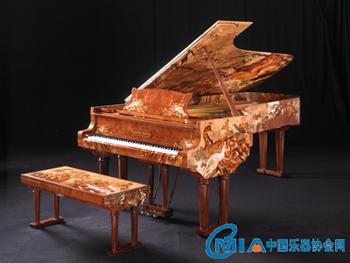 施坦威在中国售出屹今为止价值最高钢琴