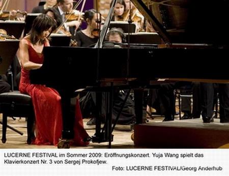 瑞士琉森音乐节:地球那端精彩 地球这边期待