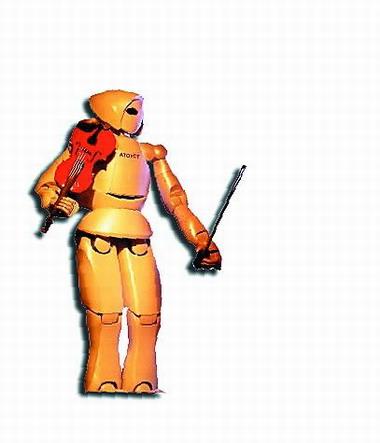 世博会上的机器人乐队
