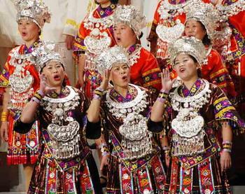 第十五届群星奖合唱决赛在广东中山开幕