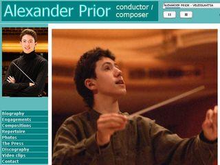 英17岁少年 接交响乐团指挥棒
