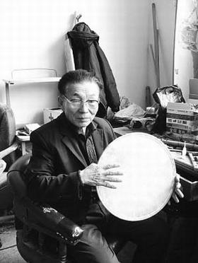 朝鲜族乐器制作技艺