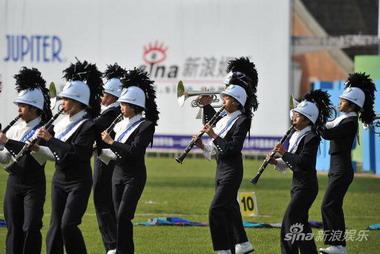 2010上海之春国际音乐节管乐艺术节开幕