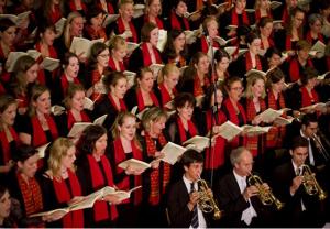 爱与音乐和平的双翼 奥地利维也纳大学合唱团