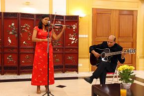 驻巴西使馆《2010・春》系列文化活动隆重开场