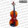 斯坦霍夫牌小提琴-1/4云杉木面板乌木配件手工本色斯坦霍夫小提琴