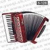 百乐牌手风琴-5-128百乐手风琴-37键7/2变音80贝司百乐手风琴