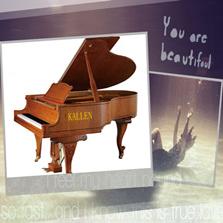 凯伦牌钢琴