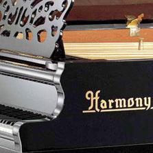 哈曼尼牌钢琴