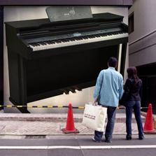爱尔科牌电钢琴