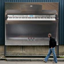 美得理牌电钢琴