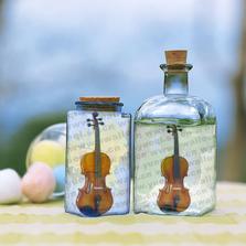 百灵牌小提琴
