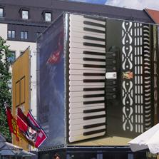 鹦鹉牌手风琴