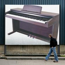 永美牌电钢琴