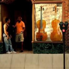 金音牌小提琴