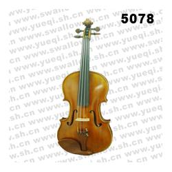 红燕牌小提琴-5078-B红燕小提琴-云杉木面板南料乌木配件仿1769瓜达尼尼4/4高级红燕小提琴
