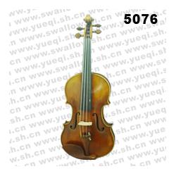 红燕牌小提琴-5076-B红燕小提琴-云杉木面板南料枣木配件仿1735瓜内里4/4高级红燕小提琴