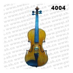 红燕牌小提琴-MF-4004红燕小提琴-云杉木面板乌木配件4/4高级红燕小提琴