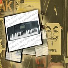 华星牌电子琴