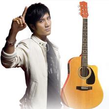 迷笛牌电声吉他