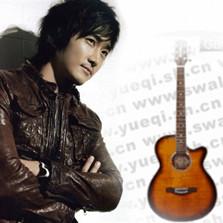 珠江牌电声吉他