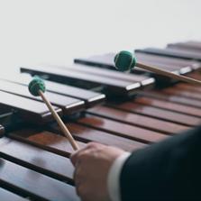 红燕牌木琴