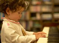 电钢琴教学