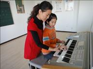 电子琴教师