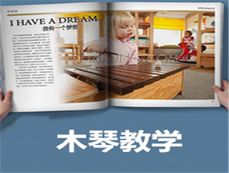 儿童木琴集体启蒙班