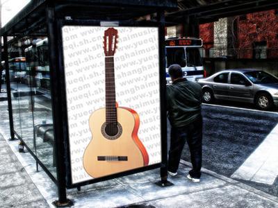 红棉牌经典豪华七件套专业古典吉他特惠团购