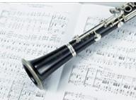 单簧管乐谱