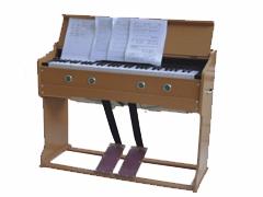 脚风琴新闻